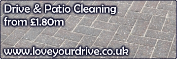 Love Your Drive | Drive and Patio Cleaning Services in Hatfield, Welwyn Garden City, Welwyn, Saint Albans, Harpenden, Redbourn, Wheathampstead and Surrounding Areas...