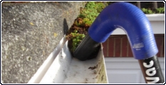 Cutter Cleaning and Gutter Clearing Services in St Albans, Harpenden, Redbourn and Welwyn Garden City, from Love Your Gutters